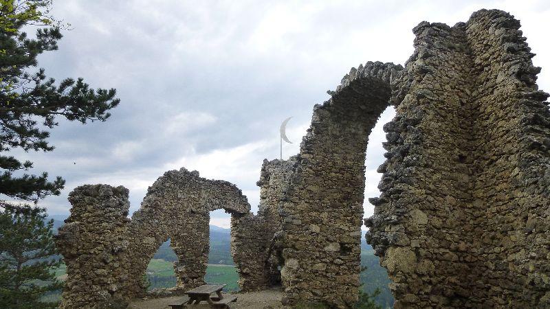 Tuerkensturz Türkensturz Wandern Natur Ausflug Aussicht